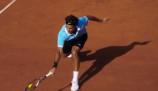 Federer slice