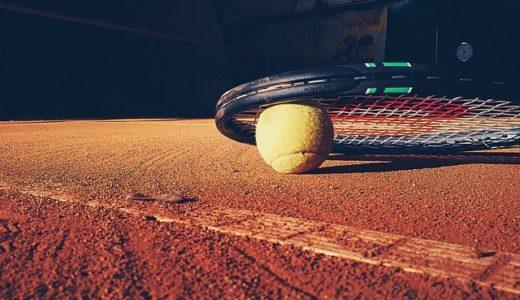 racket on cray court